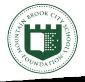 Mountain Brook City Schools Foundation Logo